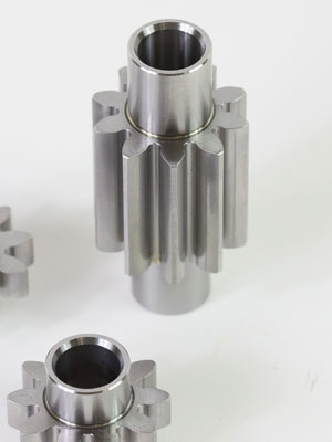 Pre Gas Nitrided gear